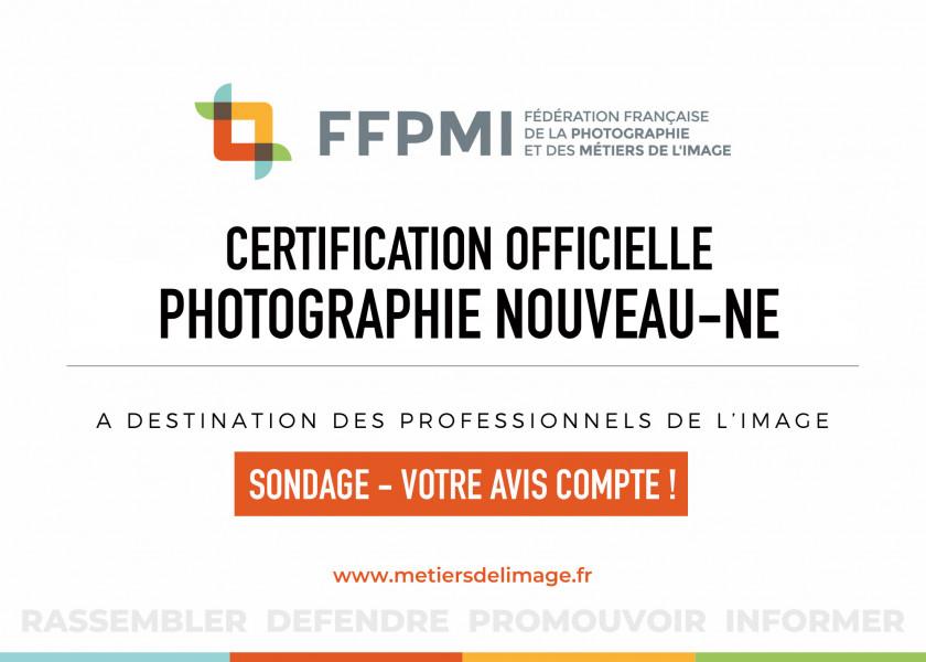 Certification Officielle Photographie Nouveau-Né